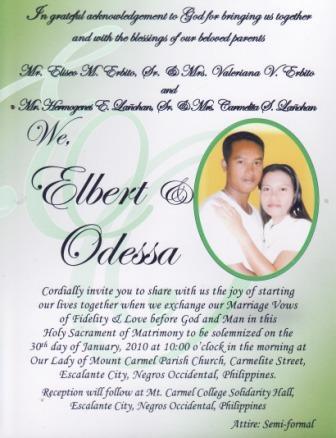 Elbert & Odessa