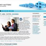 Earn Online Free WordPress Theme