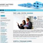 Earn Online Free WordPress Theme 2 columns